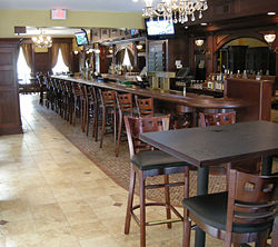 Van Dyck Restaurant and Lounge