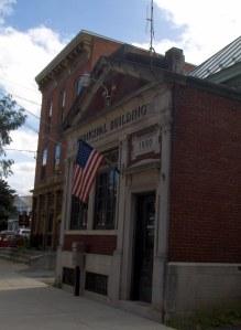 Municipal Building, circa 1880