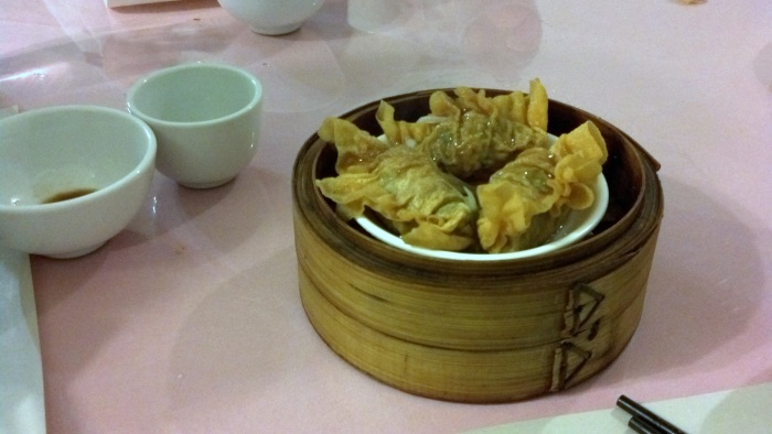 Dim sum at the Hung Sum restaurant is made to order.