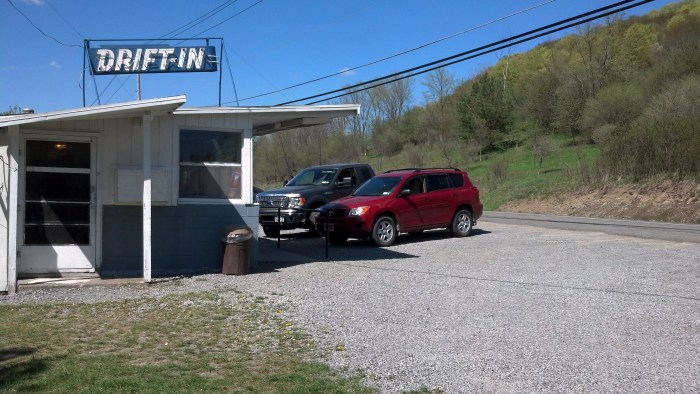 The Drift-In is a classic roadside drive-thru on Route 13 just north of DeRuyter.