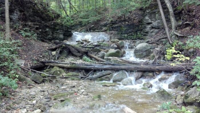Oxbow Falls Park