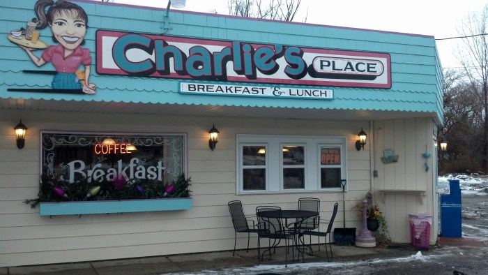 Charlie's Place on Route 5